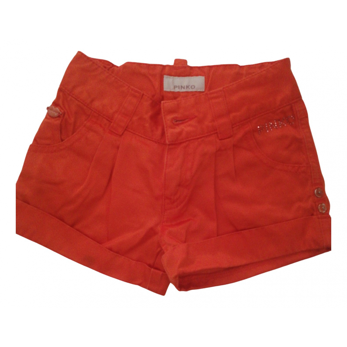 Pantalon corto Pinko