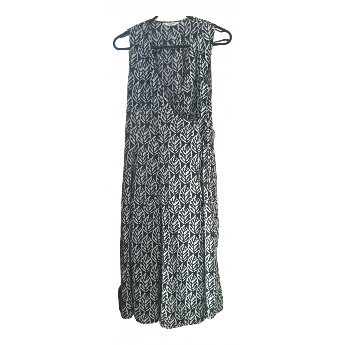 Toast \N Kleid in  Bunt Baumwolle