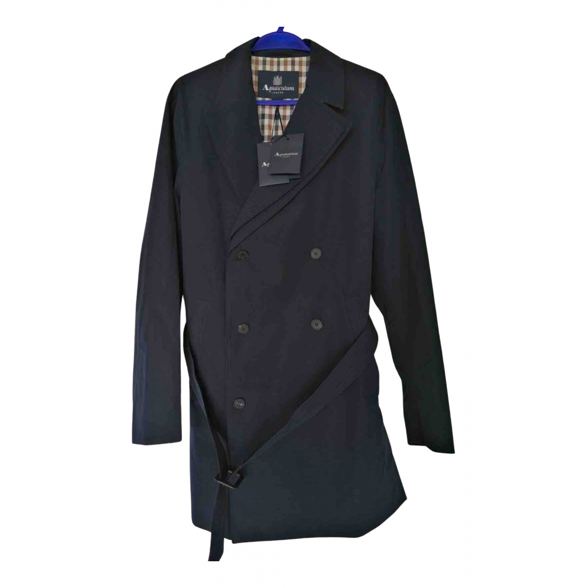 Aquascutum N Blue jacket  for Men L International