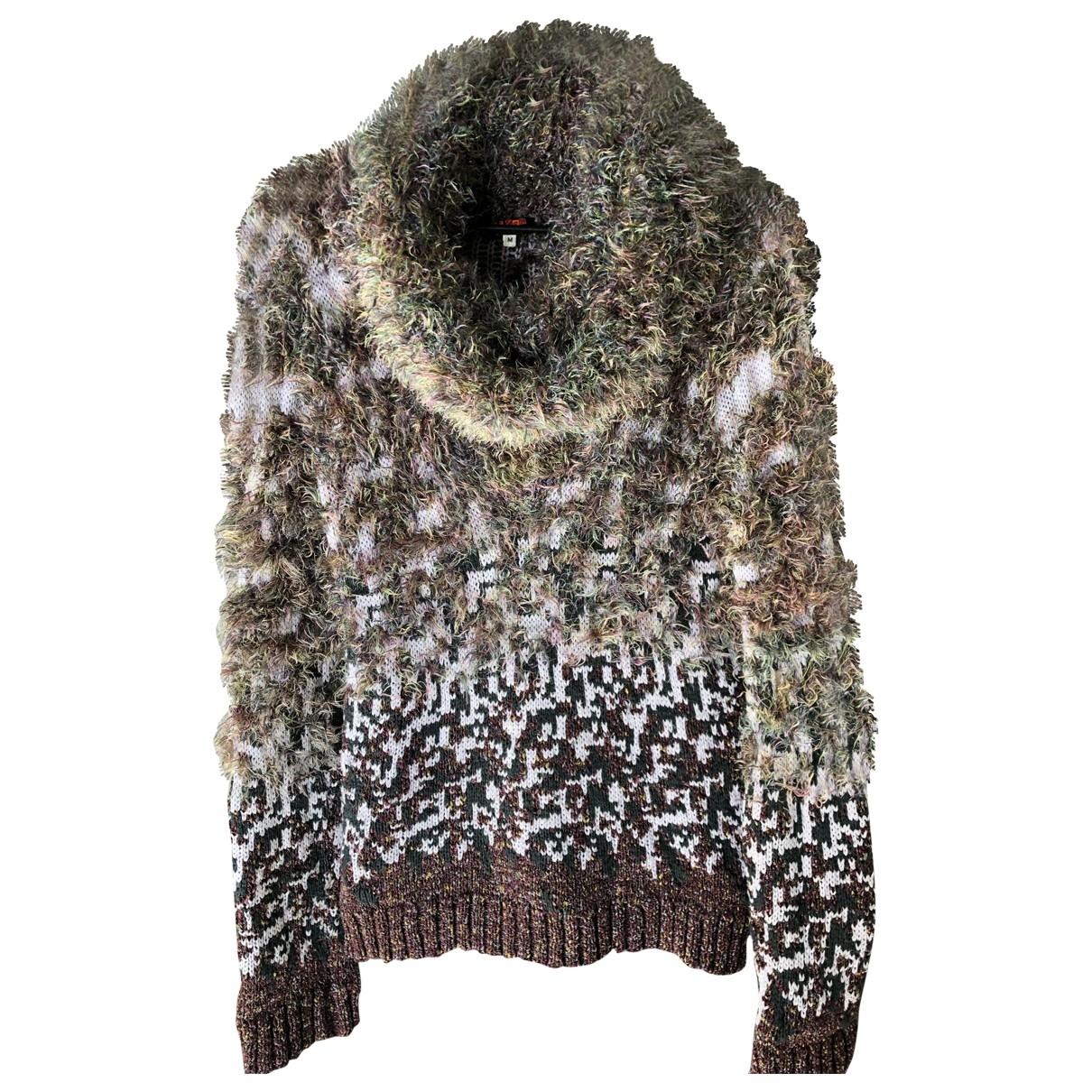 Christian Lacroix \N Multicolour Wool Knitwear for Women 40 FR