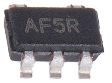 Microchip MCP6001UT-I/OT , Op Amp, RRIO, 1MHz 1 kHz, 1.8 → 6 V, 5-Pin SOT-23 (50)