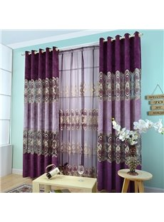 Room Darkening Sliding Door Curtains 84W 84L Inches Chenille Super Heavy and Soft Handy Feeling Eco-friendly Noise Reducing Block out Most of Light an