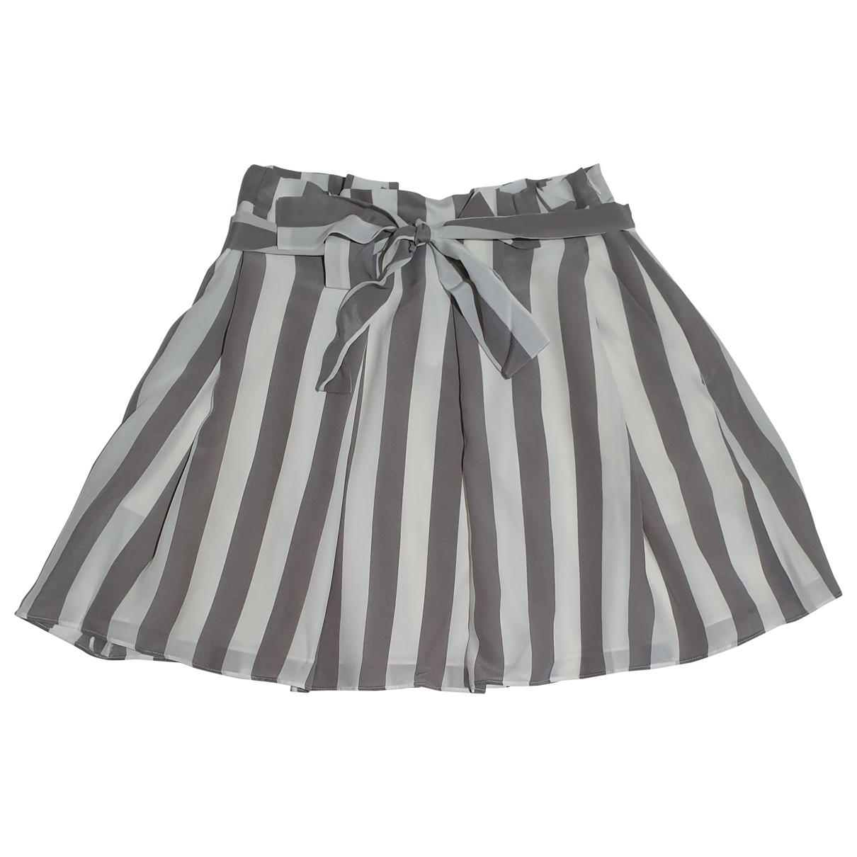 Gianfranco Ferré \N Multicolour Silk skirt for Women 38 FR