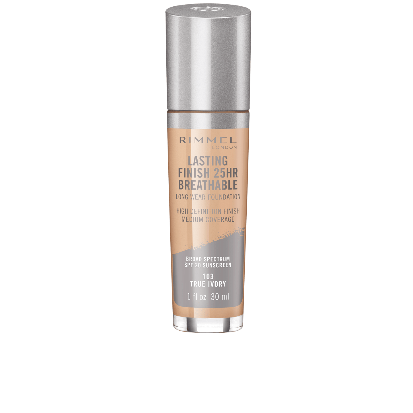 Lasting Finish Breathable Foundation - True Beige