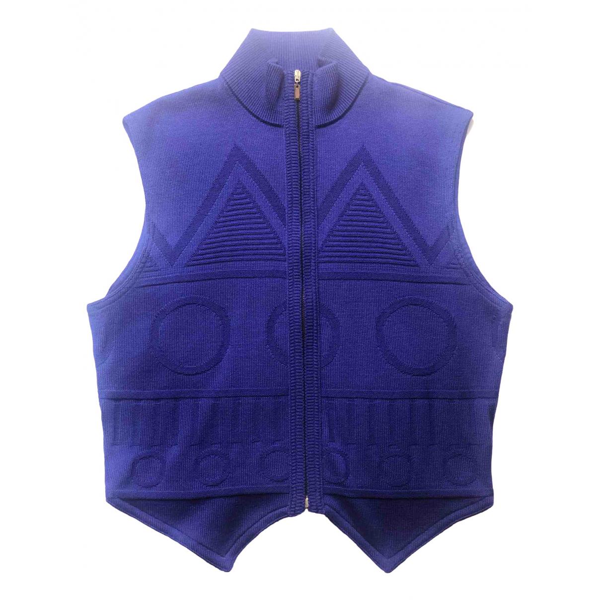 Gianni Versace \N Pullover.Westen.Sweatshirts  in Wolle