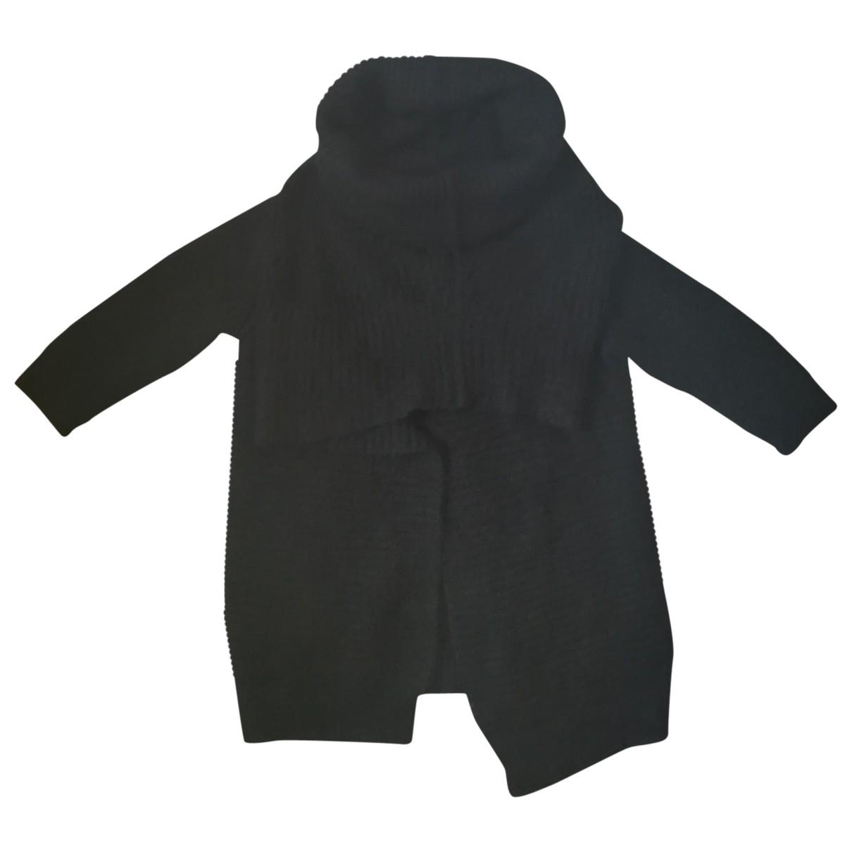 Junya Watanabe \N Pullover in  Schwarz Wolle