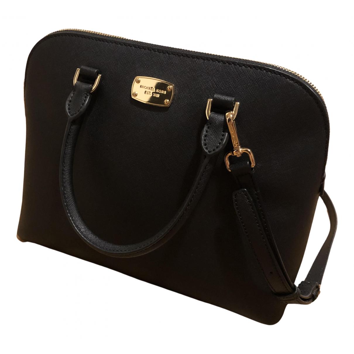 Michael Kors N Black Patent leather handbag for Women N