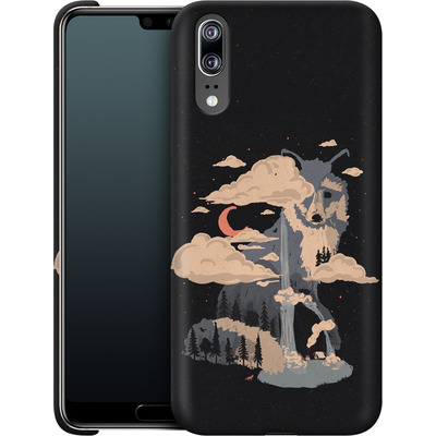 Huawei P20 Smartphone Huelle - At the foot of fox mountain von ND Tank