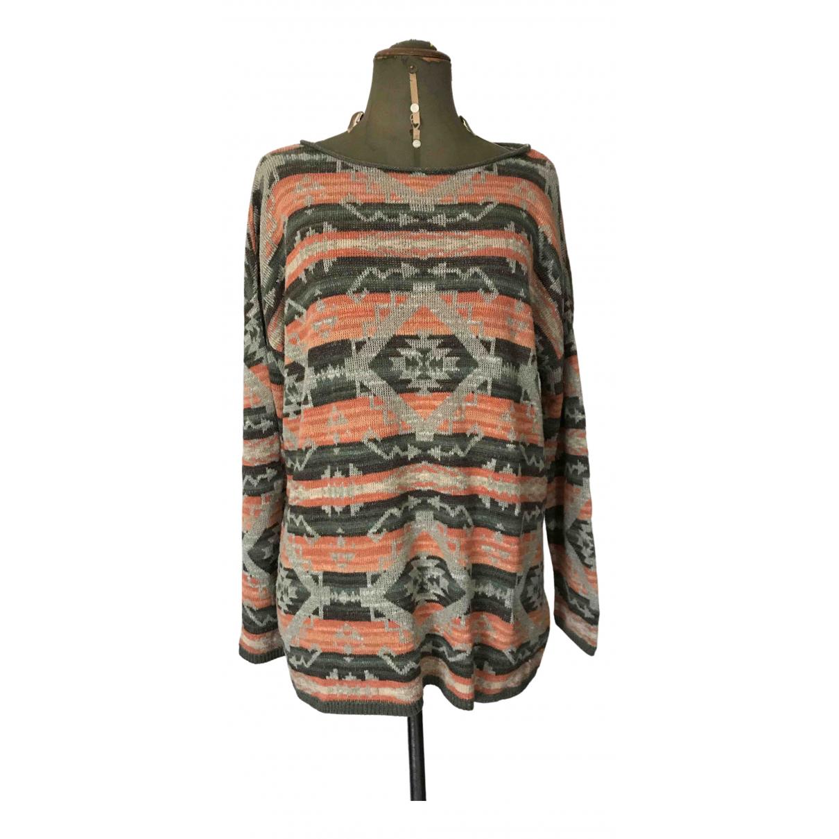 Ralph Lauren Denim & Supply N Multicolour Cotton Knitwear for Women XL International