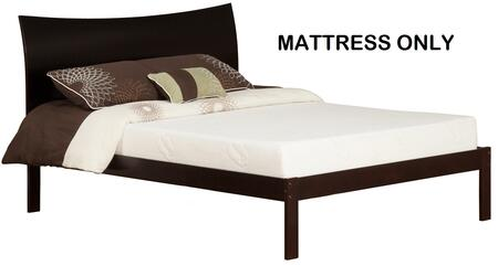 M-46115 Siesta Memory Foam Mattress 7 King Size with 2 Thick 3 LB Visco Memory Foam Top Layer  Machine Washable Cover and Wear