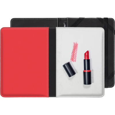 Kobo Aura Edition 2 eBook Reader Huelle - Apply Your Lipstick 02 von We Make The Cake
