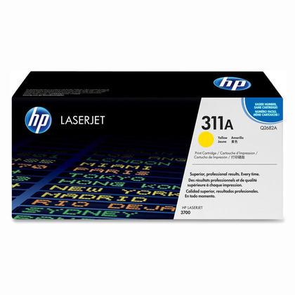 HP 311A Q2682A Original Yellow Toner Cartridge