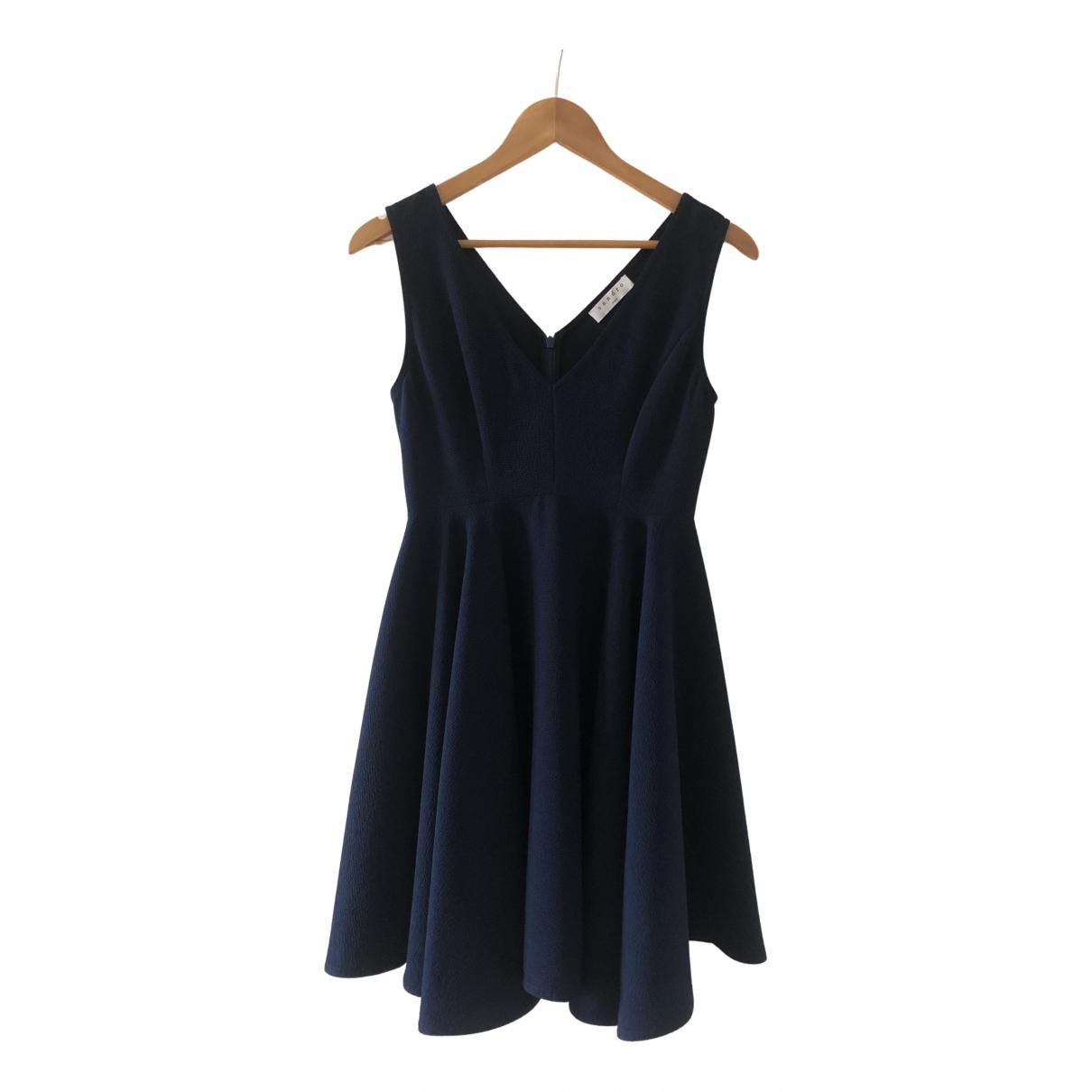 Sandro N Blue dress for Women 36 FR