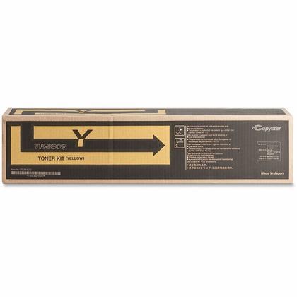 Kyocera TK-8309Y 1T02LKACS0 Original Yellow Toner Cartridge