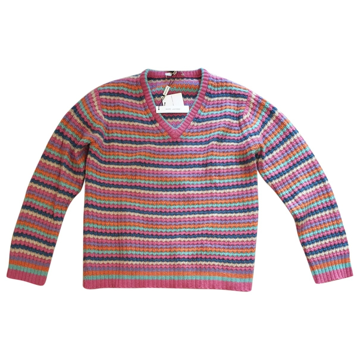Marc Jacobs \N Pullover in  Bunt Kaschmir