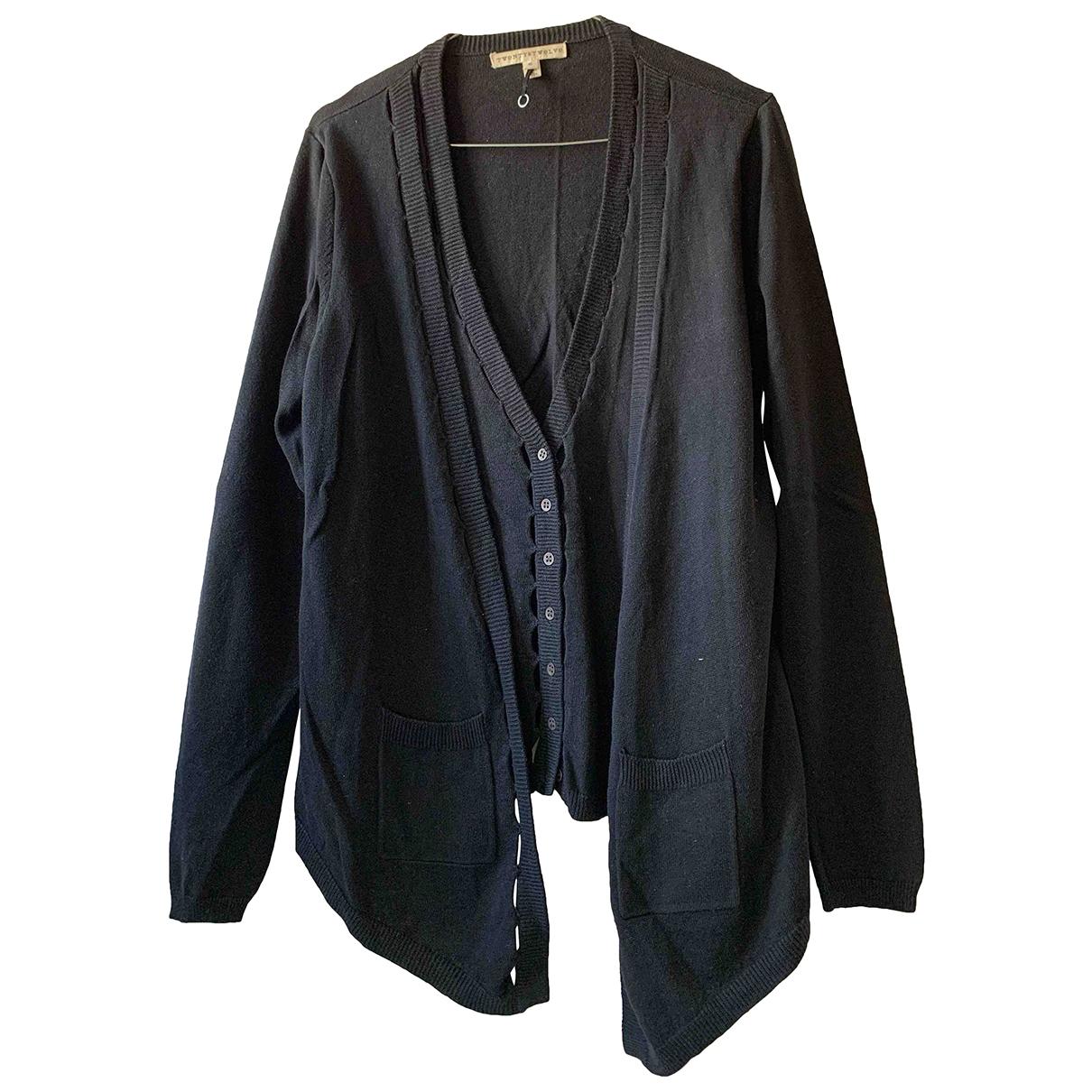 Twenty8twelve By S.miller - Pull   pour femme en coton - noir