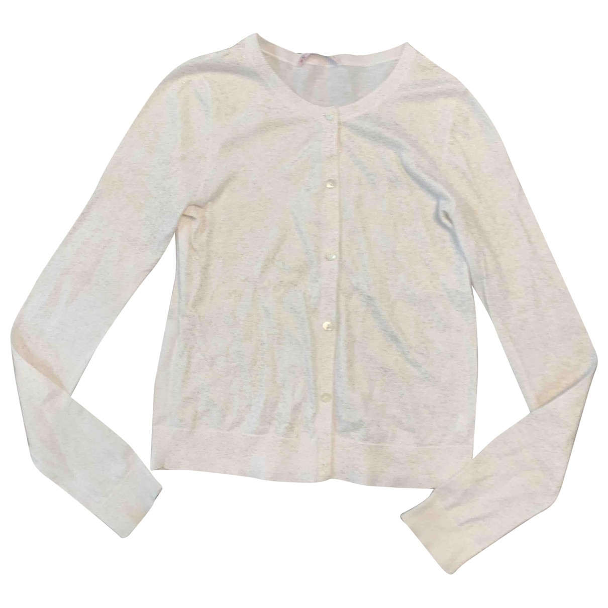 Bonpoint \N Beige Cotton Knitwear for Kids 12 years - XS FR