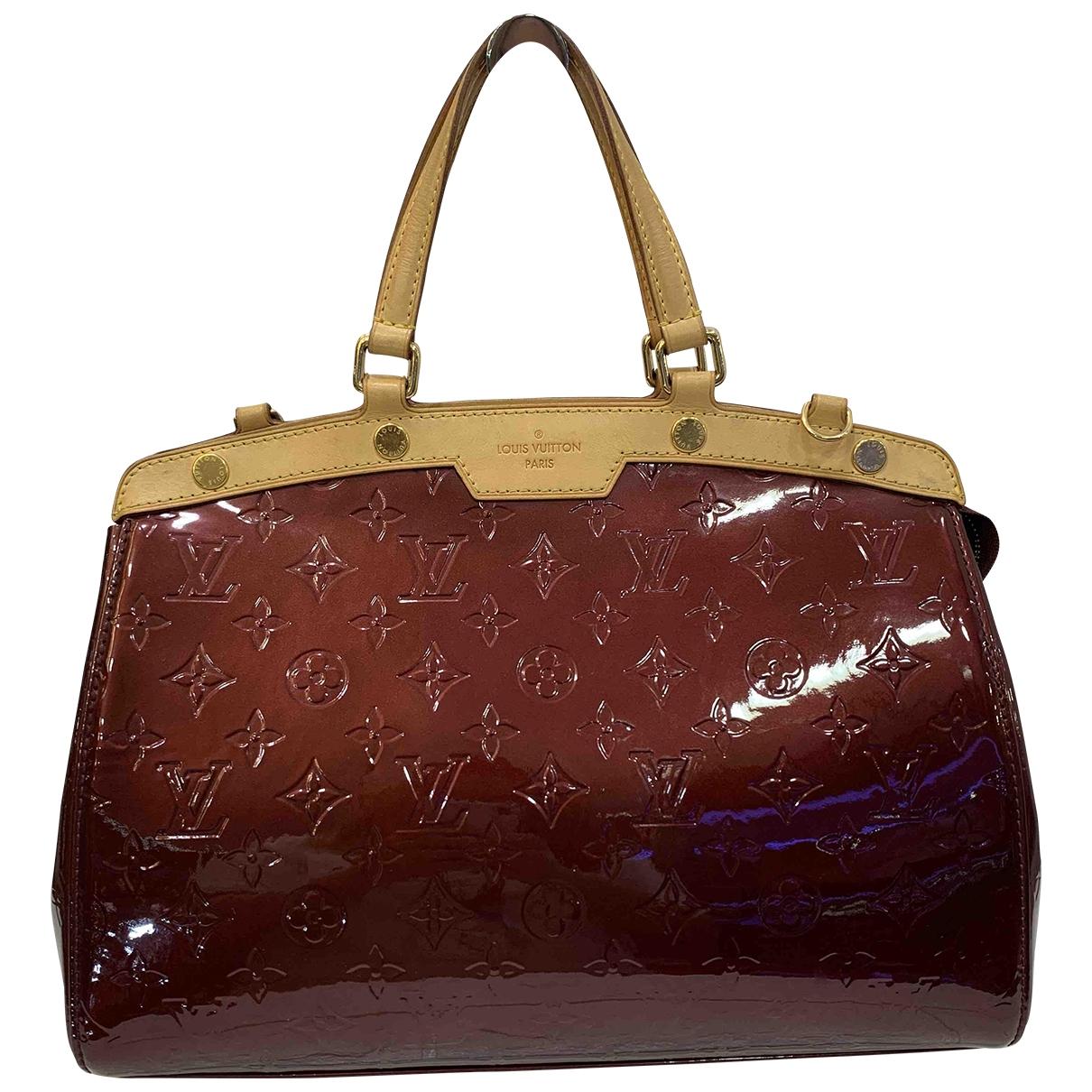Bolso  Brea de Charol Louis Vuitton