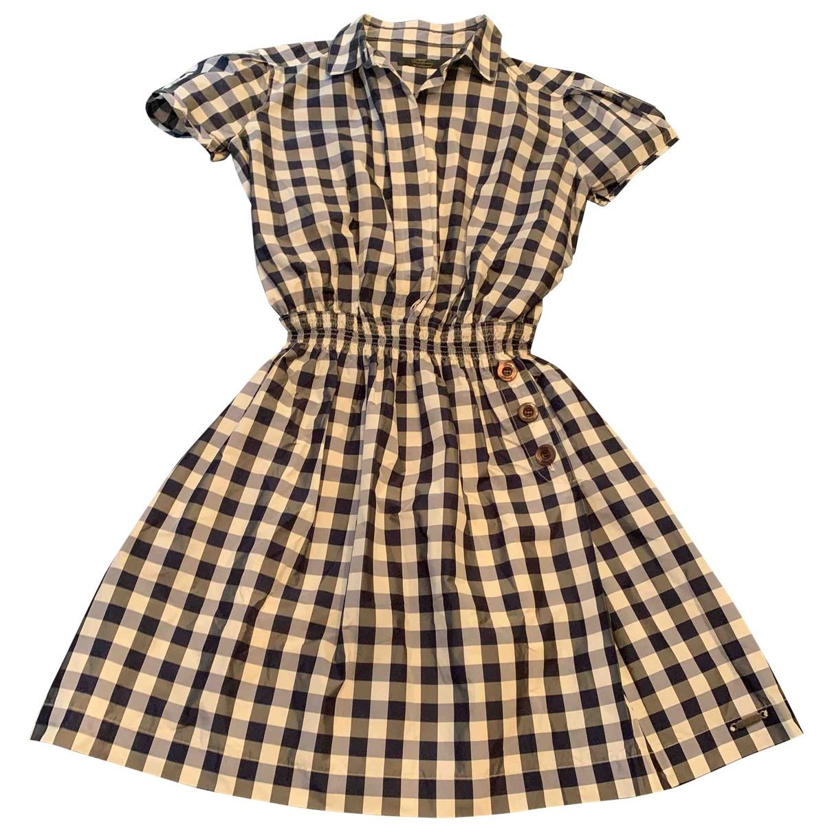 Mini vestido Manche ballon Non Signe / Unsigned