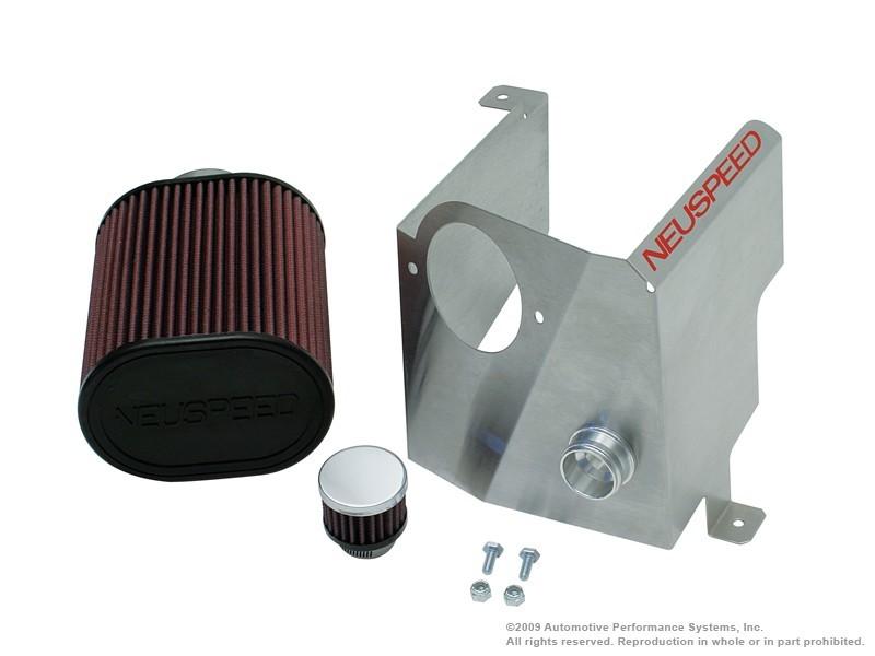 Neuspeed 65.10.72 Stainless P-Flo Air Intake W/ Air Pump VW 99-05