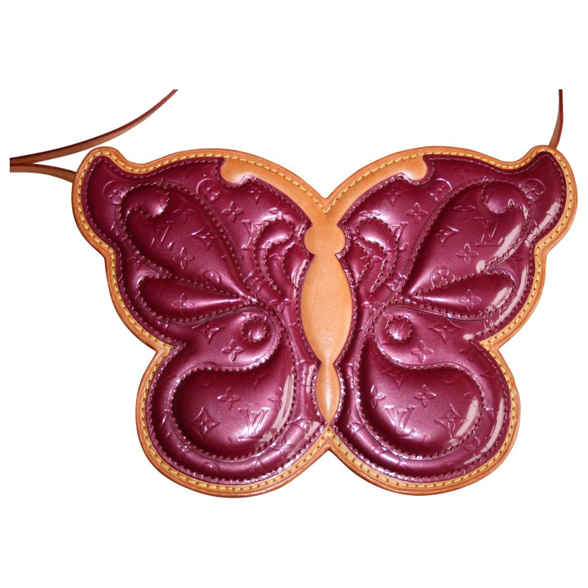 Louis Vuitton - Sac a main   pour femme en cuir verni