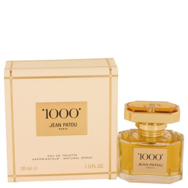 1000 - Jean Patou Eau de Toilette Spray 30 ml