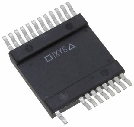IXYS MMIX1Y100N120C3H1 IGBT, 92 A 1200 V, 24-Pin SMPD