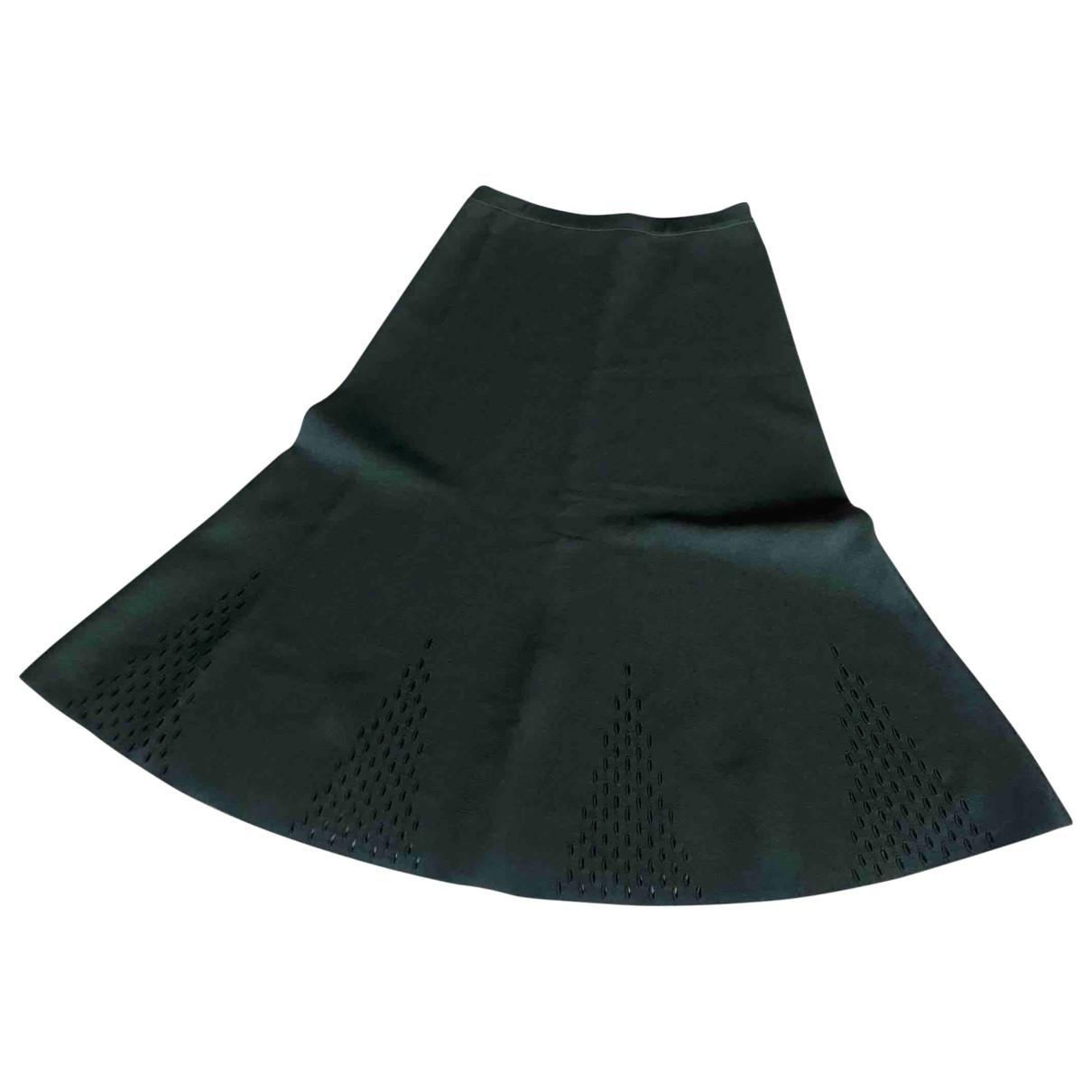 Sandro \N Green skirt for Women 2 US