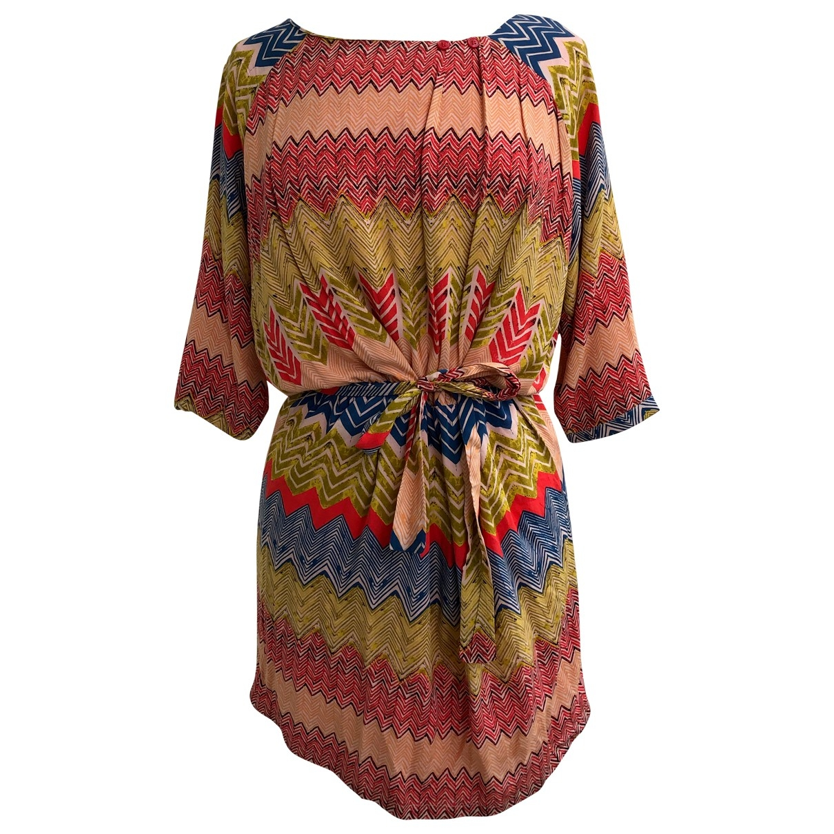Ichi - Robe   pour femme - multicolore