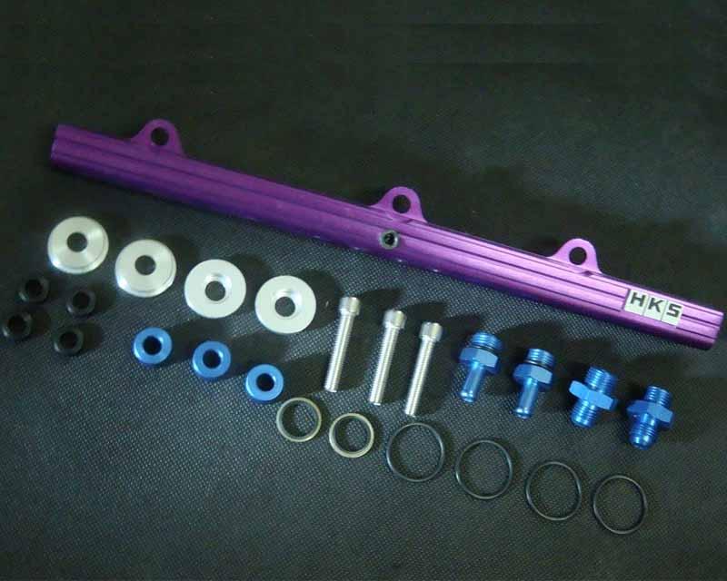 HKS 1407-RN003 Fuel Rail Upgrade Kit Nissan R33 GTR RB26DETT 95-98