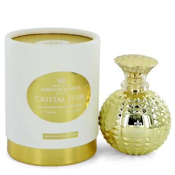 Cristal DOr - Marina De Bourbon Eau de parfum 100 ml