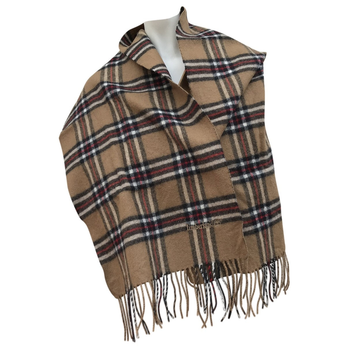 Timberland \N Tuecher, Schal in  Beige Wolle