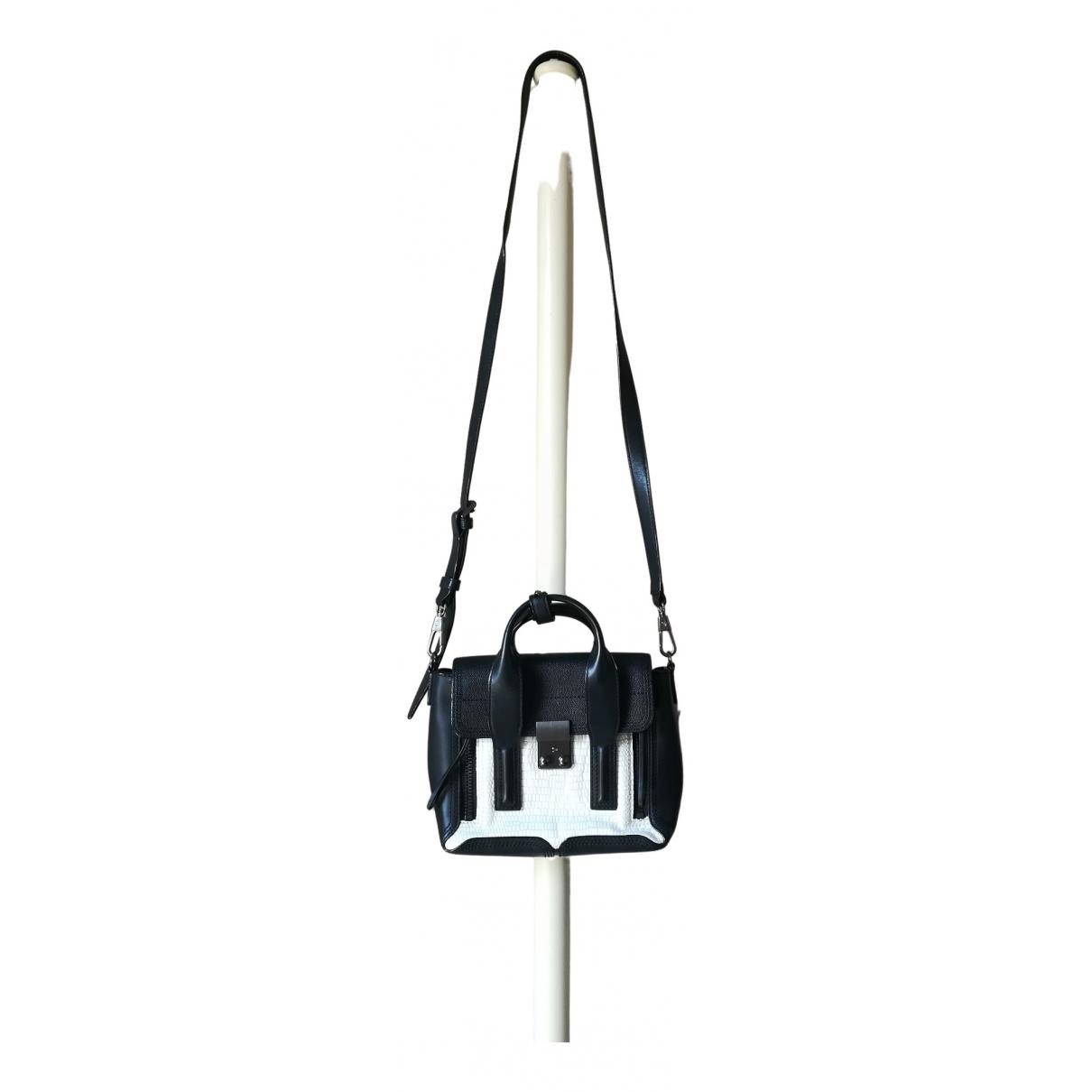 3.1 Phillip Lim Pashli Black Leather handbag for Women N