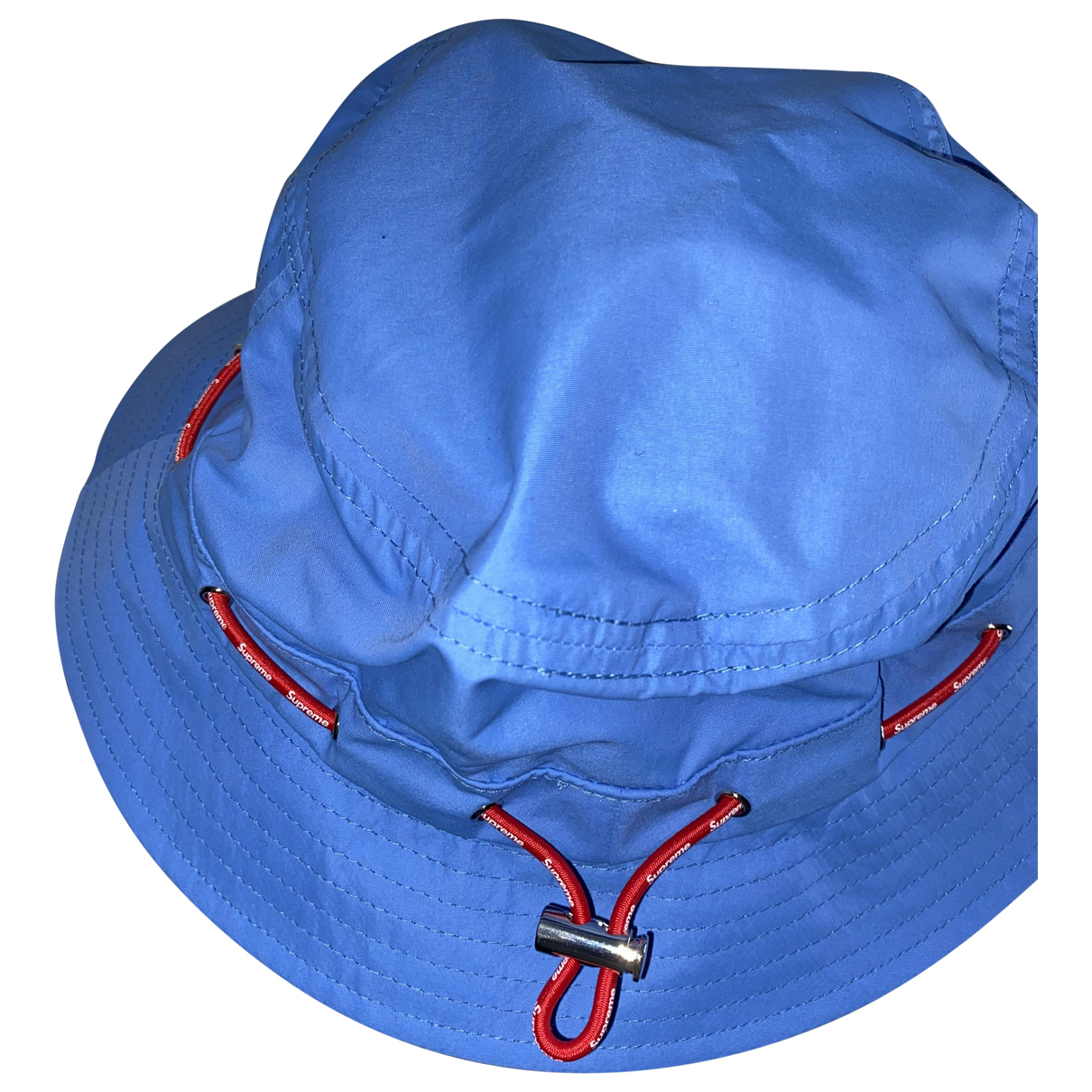 Supreme - Chapeau & Bonnets   pour homme - bleu