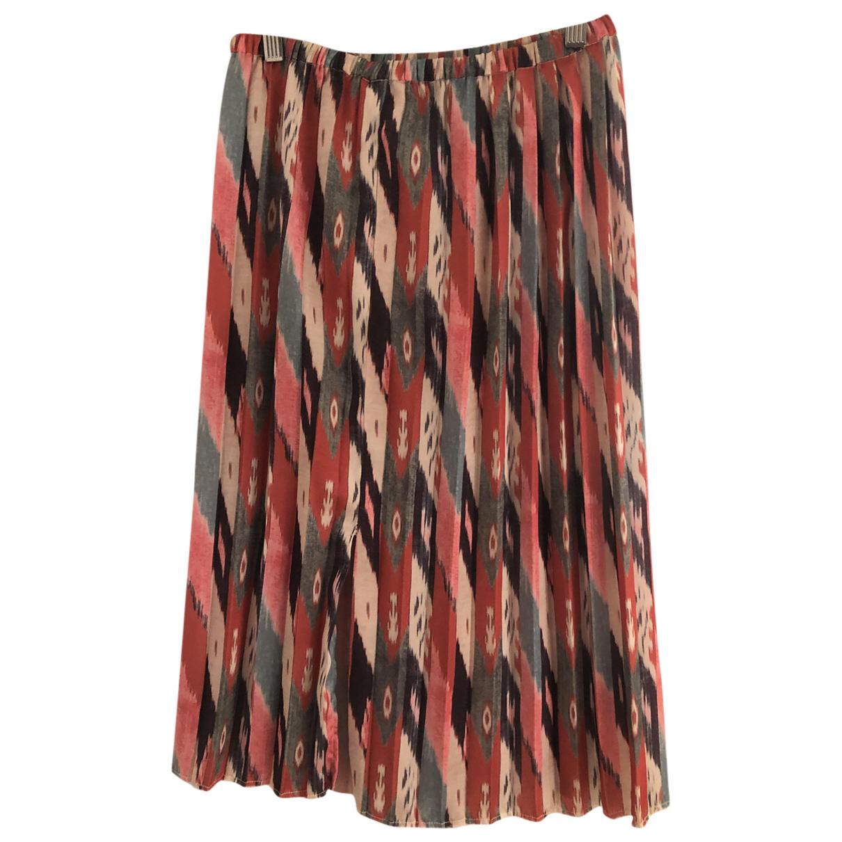 Isabel Marant Etoile \N Rocke in  Bunt Polyester