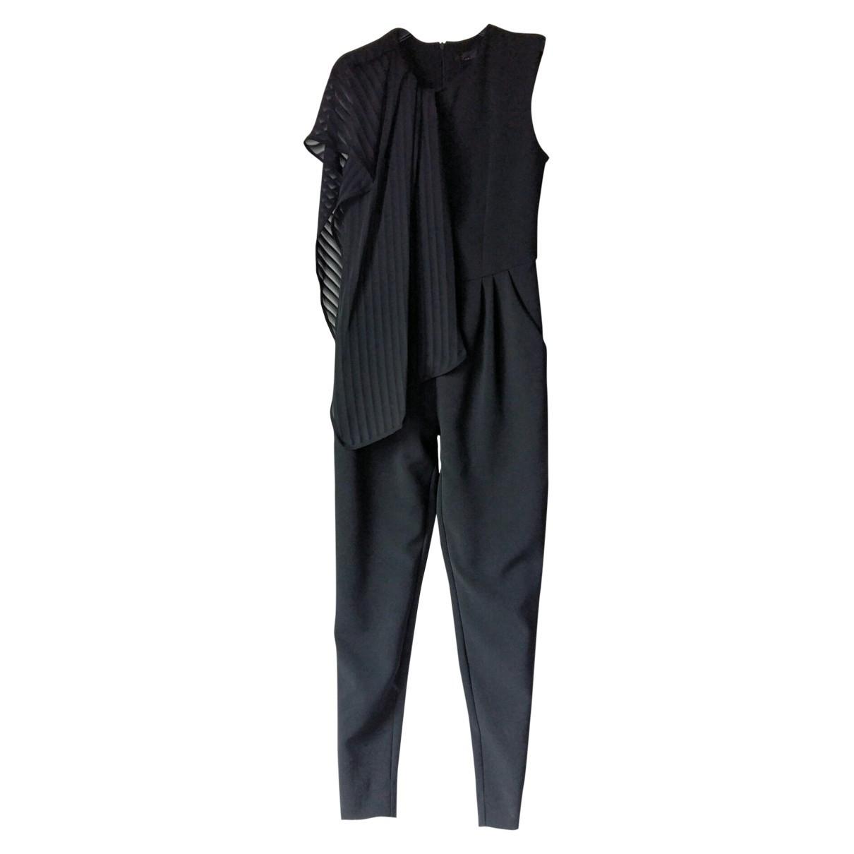 Non Signé / Unsigned \N Black jumpsuit for Women 42 IT