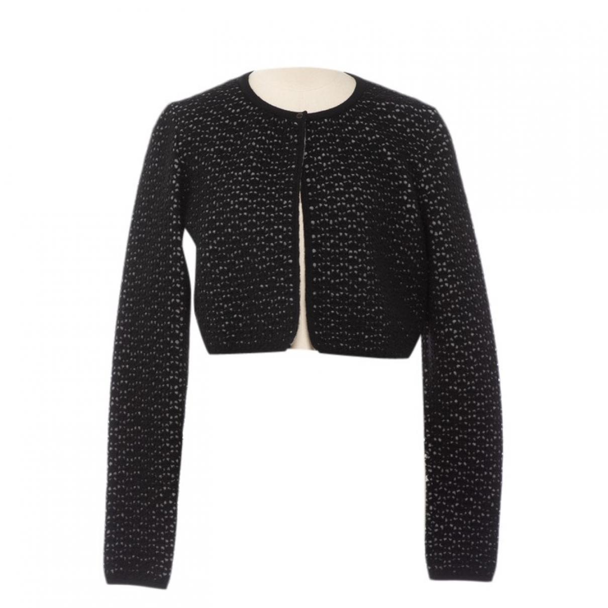 Alaia - Veste   pour femme en laine - noir