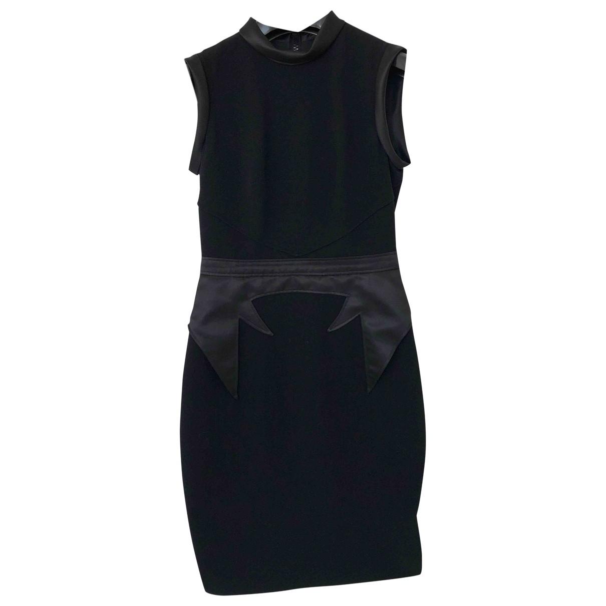Givenchy \N Black Wool dress for Women 40 FR