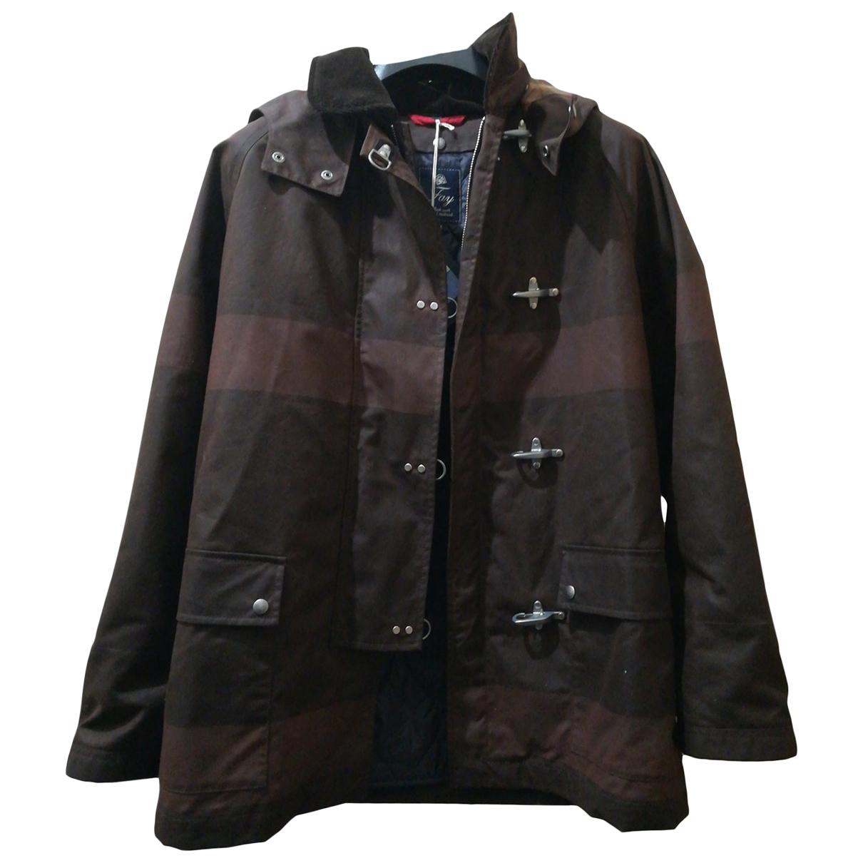 Fay \N Brown Cotton jacket  for Men M International