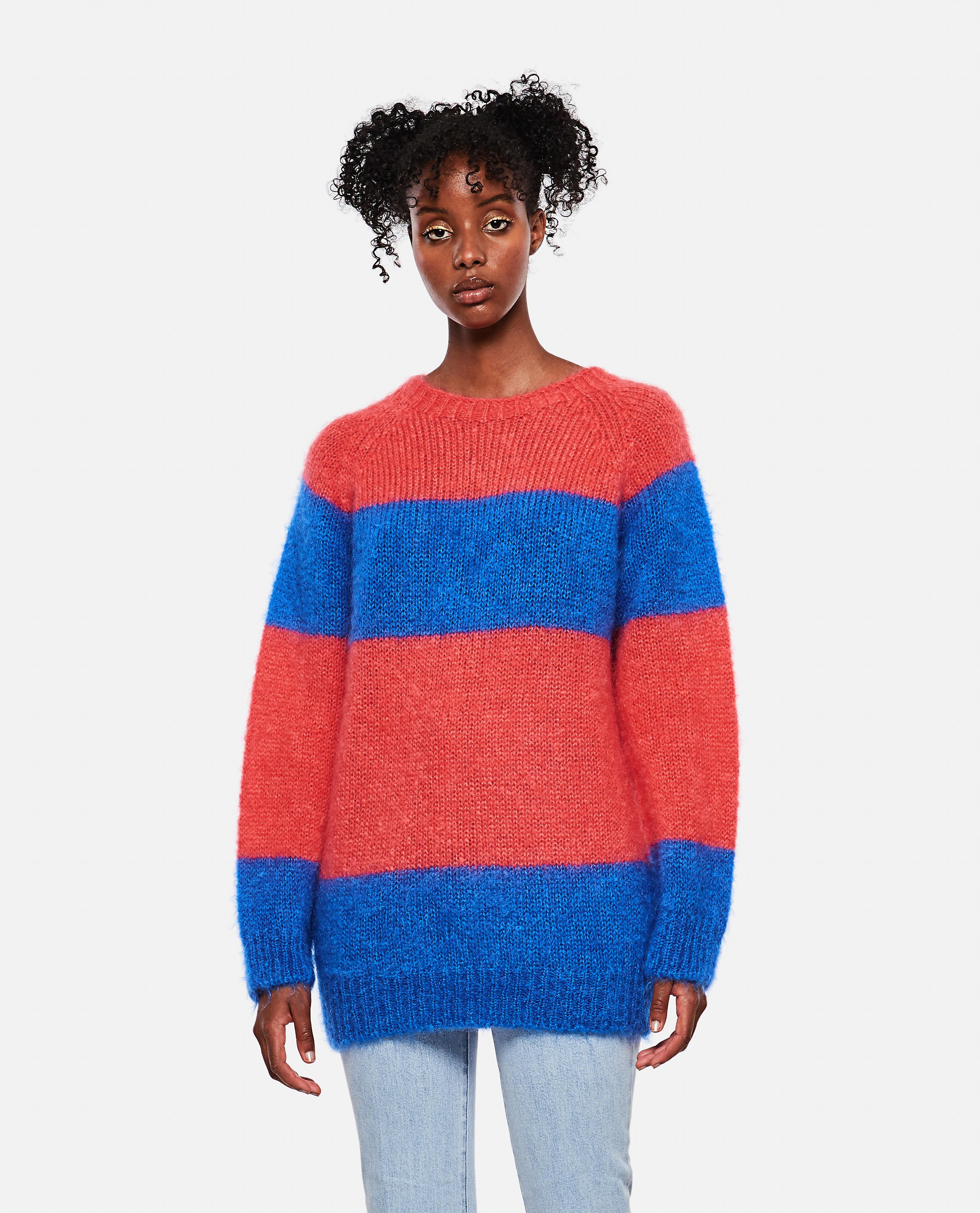 Noah striped pattern sweater