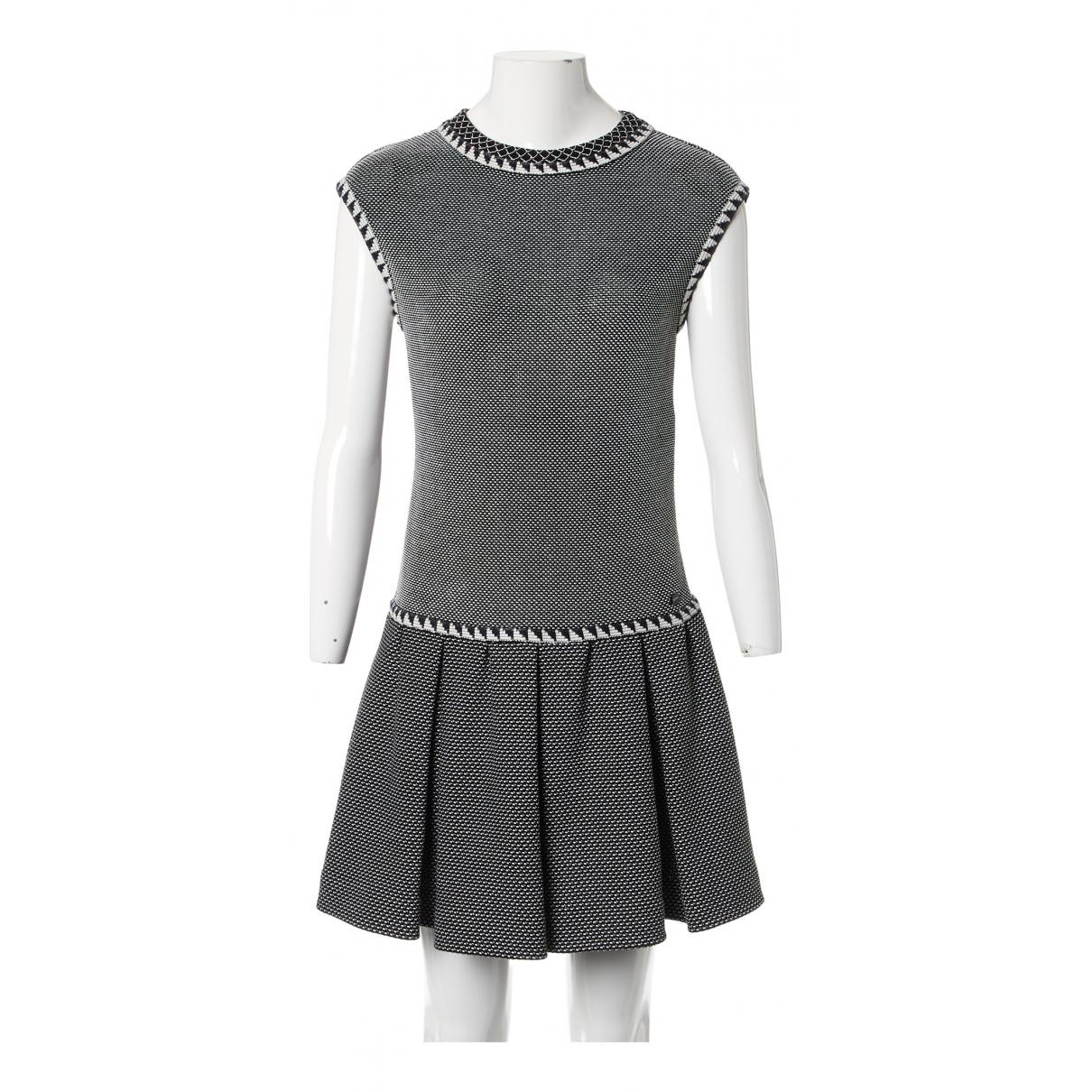 Chanel N Multicolour Cotton dress for Women 36 FR