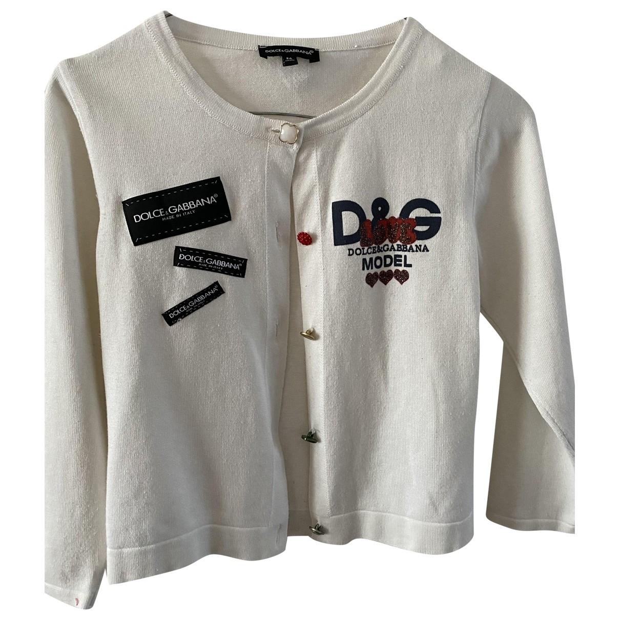 Chaqueta de punto Dolce & Gabbana