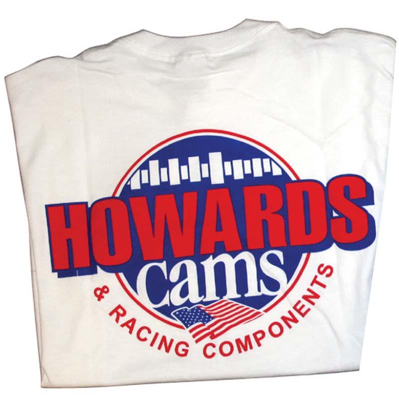 T-Shirt; Howards Cams SHIRT-4XL SHIRT-4XL