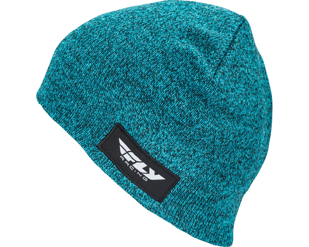 Fly Racing 351-0841 Fitted Beanie Black