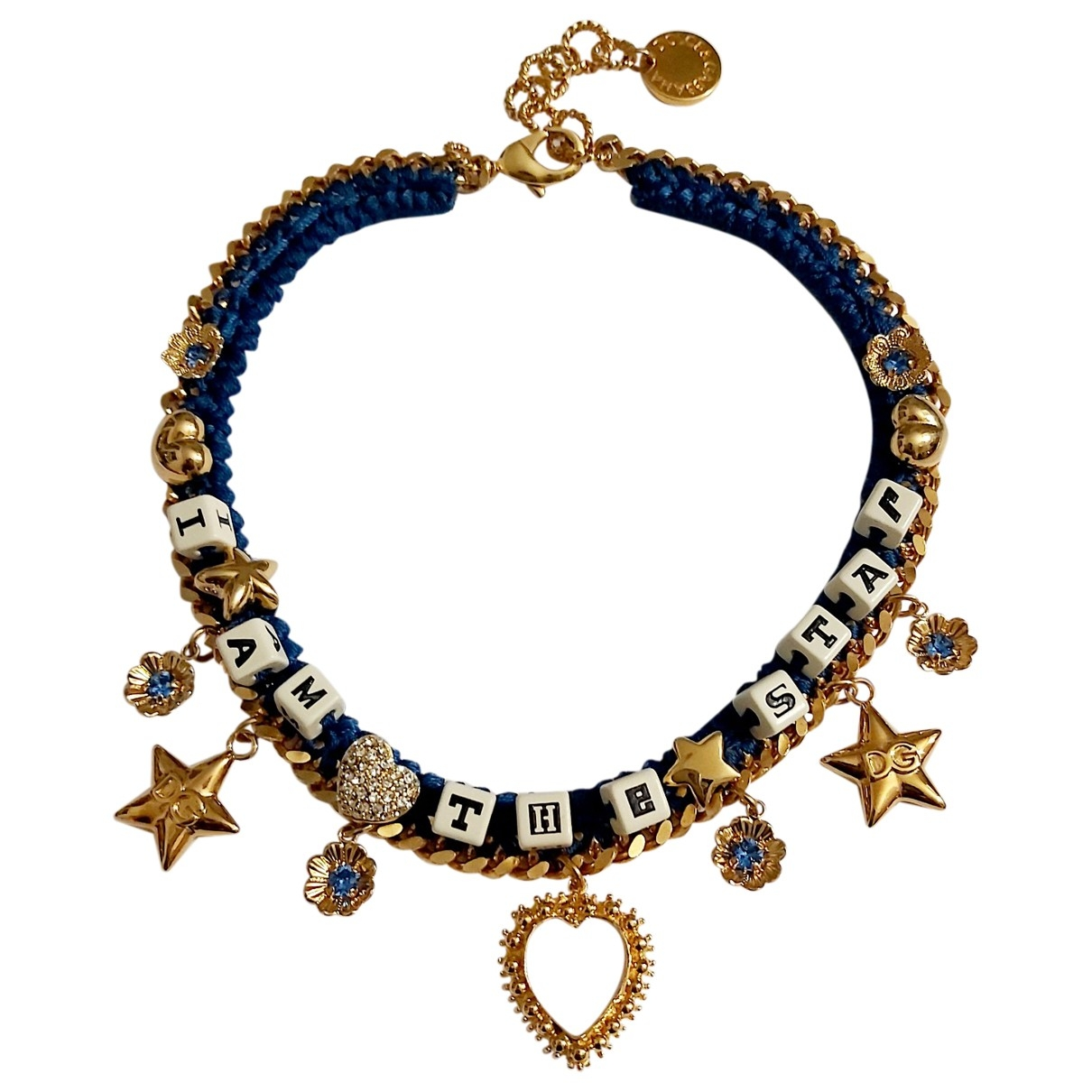 Dolce & Gabbana \N Kette Blau