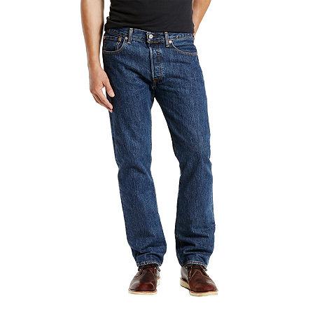 Levi's Men's 501 Original Fit Jeans, 34 30, Blue