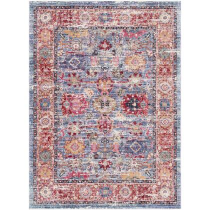 Rumi RUM-2301 211 x 411 Rectangle Traditional Rug in