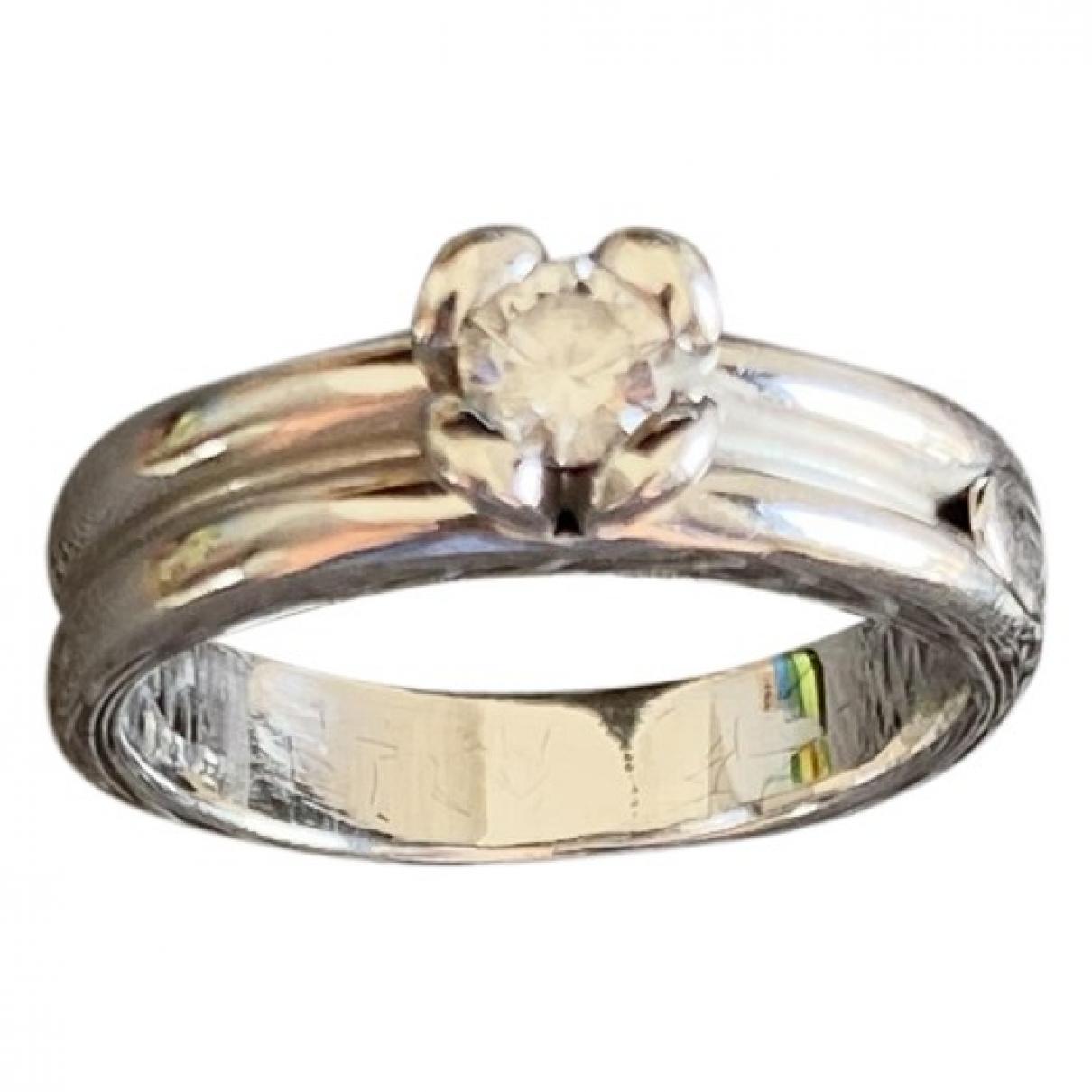 Damiani N White White gold ring for Women L ½ UK