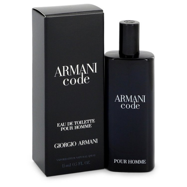 Armani Code - Giorgio Armani Eau de toilette en espray 15 ML