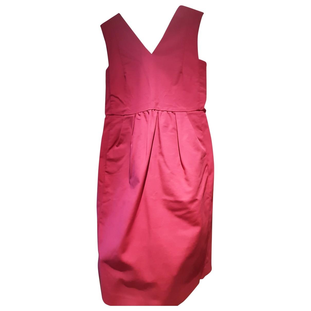 Bimba Y Lola - Robe   pour femme en coton - rouge